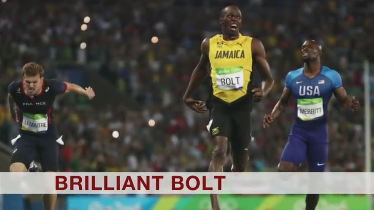 Images Rio 2016 Usain Bolt Wins Gold 200m Final 1978 Seconds The Legend Becomes Immortal