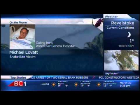 Global News BC 1 - News Update - Full