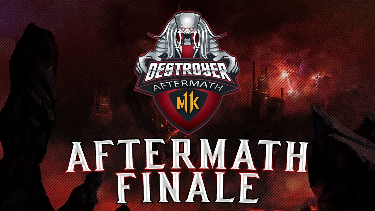 Destroyer's Aftermath Finale: Live Now