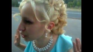 На свадьбе ...)))