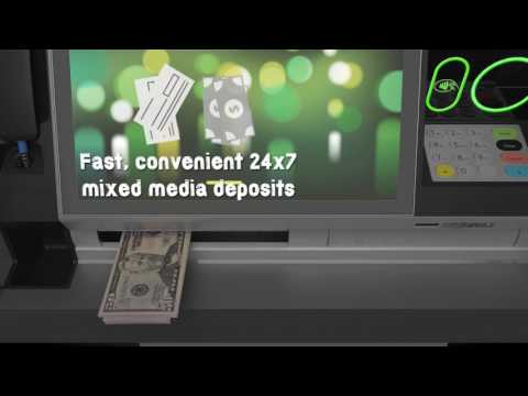 NCR SelfServ 82 and 84: Multi-Function ATMs
