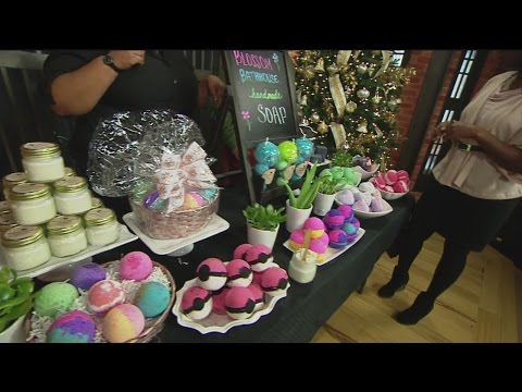 Shop Local: Soaps & Lotions