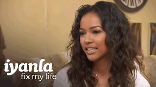 Karrueche Tran's First Date with Chris Brown | Iyanla: Fix My Life | Oprah Winfrey Network