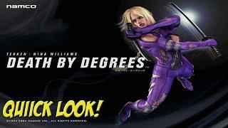 PS2: Death by Degrees! Starring Tekken