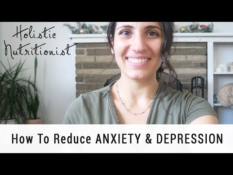 How To Reduce Anxiety Naturally | Nutritional Remedies