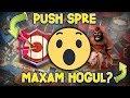 MAXAM HOGUL? | PUSH spre MASTER 1+ANUNT IMPORTANT! | Clash Royale Romania