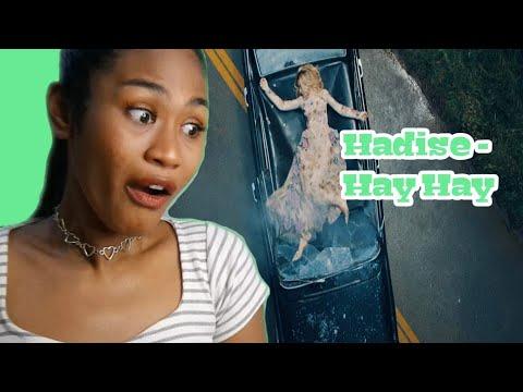 Hadise - Hay Hay   Reaction
