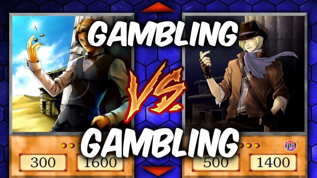 Yugioh gambling
