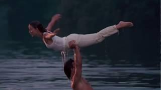 Джонни Учит Бэби Держать Равновесие ... отрывок из фильма (Грязные Танцы/Dirty Dancing)1987