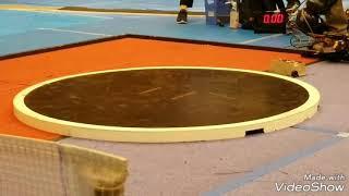 ロボット相撲 九州大会動画 thumbnail
