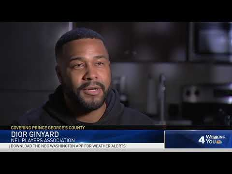 NBC's Shomari Stone Reports: Dior Ginyard Makes Forbes 30 Under 30