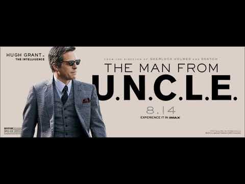LACED DRINKS by DANIEL PEMBERTON|The Man From U.N.C.L.E. Soundtrack