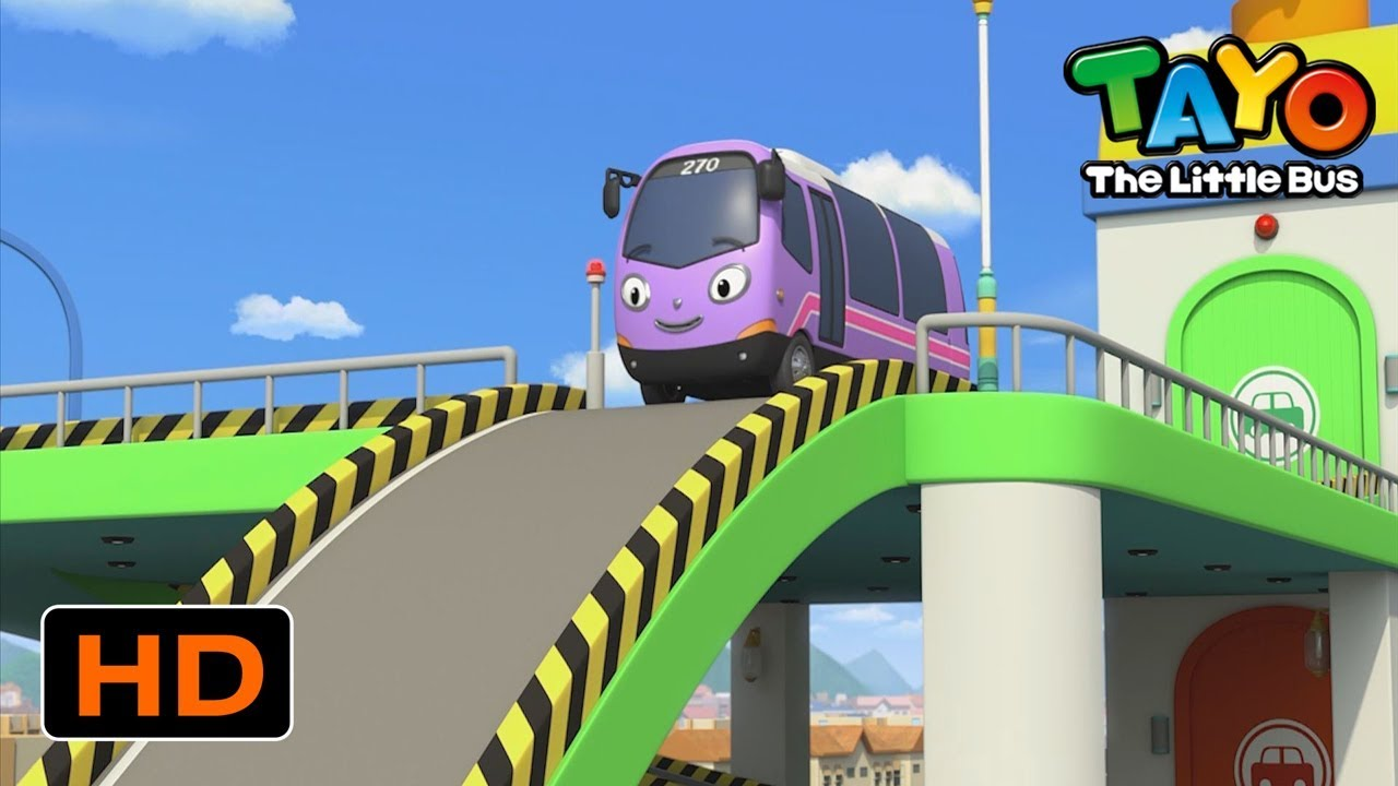 Download Tayo English Episodes l Trammy's wish to have tires! l Tayo the Little Bus