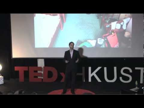 Life is an Adventure: Rob Lilwall at TEDxHKUST