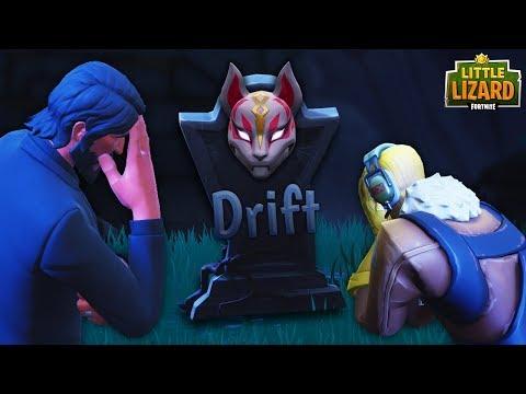 DRIFT IS DEAD?! * SEASON 5 NEW SKIN*Fortnite Short