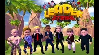 LEADER STRIKE GAME | SHOOTING GAMES | GUNS