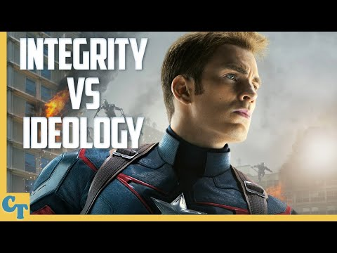 Psychology of a Hero: CAPTAIN AMERICA