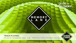 Grube & Hovsepian Feat. Vice - Memory Lane (Elevation Remix)