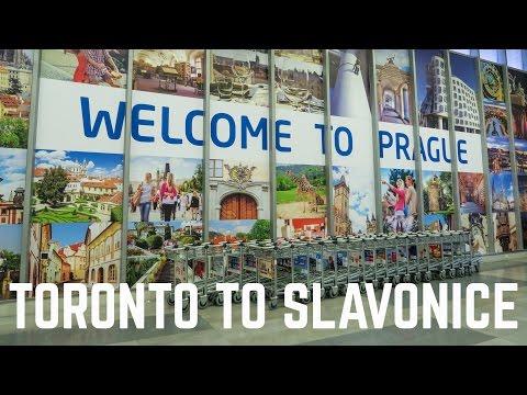 Toronto to Czech Republic (Prague, Telc, Slavonice) | 001