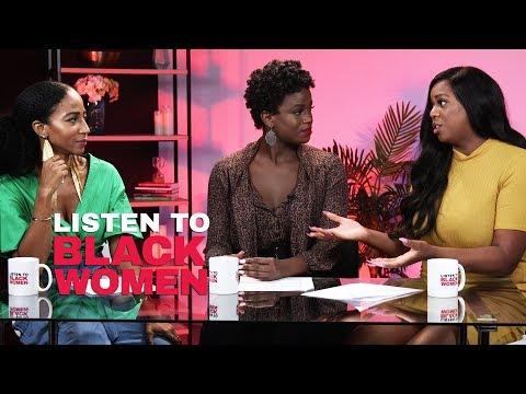 Why Do Black Women Feel So Hurt When We See Black Men With White Women?