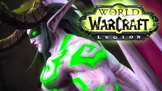 World of Warcraft: Legion - The Fate of Azeroth Launch Trailer