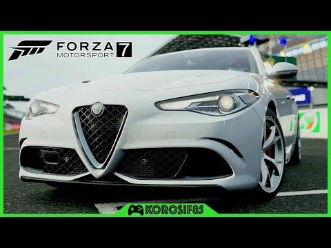 LE PREMIER DLC ! - FORZA MOTORSPORT 7