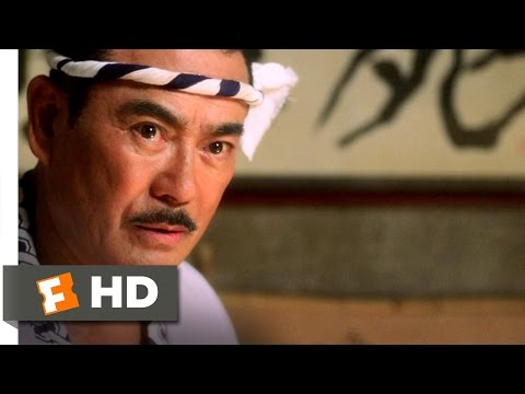 Kill Bill: Vol. 1 (5/12) Movie CLIP - Hattori Hanzo (2003) HD
