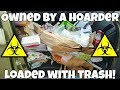 watch he video of TOTALED due to TRASH! This SALVAGE BIOHAZARD Car was owned by a Hoarder!