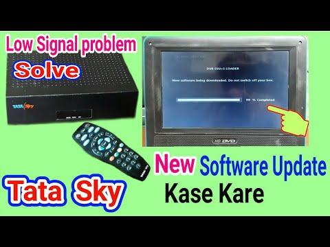 How to UpdateTata Sky Setopbox Software | Tata Sky Setop Box New Software Update | Software Update