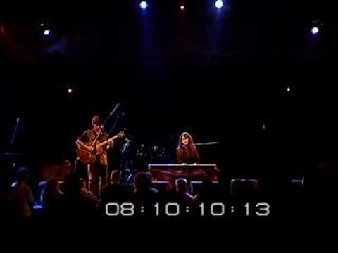 Krista Detor, Paradiso: 'Blue Sky Fallen' (Cornfield)