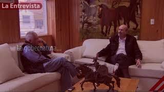La Entrevista con Fausto Vallejo Figueroa Segunda Parte