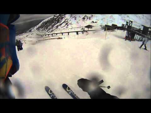 Aviemore Skiing Feb 2015