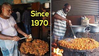 50 வருட பாரம்பரியமான புத்தூர் ஜெயராம் Hotel | Delicious Prawns and Chicken