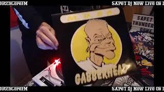 SAPeT Dj - 100% Vinyl - Early Hardcore - DCFM - 20-2-18