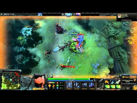 search result youtube video dota 2 cheat