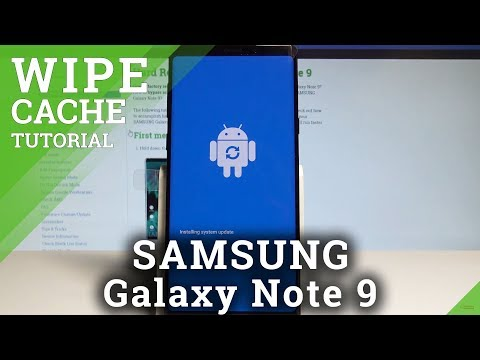 How to Wipe Cache Partition on SAMSUNG Galaxy Note 9 - Format Cache Files / Refresh Note9