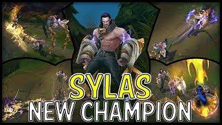 new champion teaser