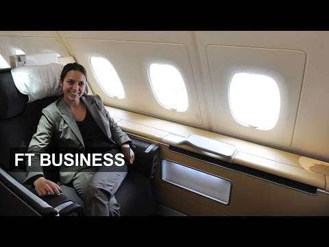 Should airplane seats be bigger? | FT Business