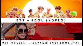 Gambar cover BTS IDOL VERSI DANGDUT KOPLO ( pakai earphone agar lebih jernih )
