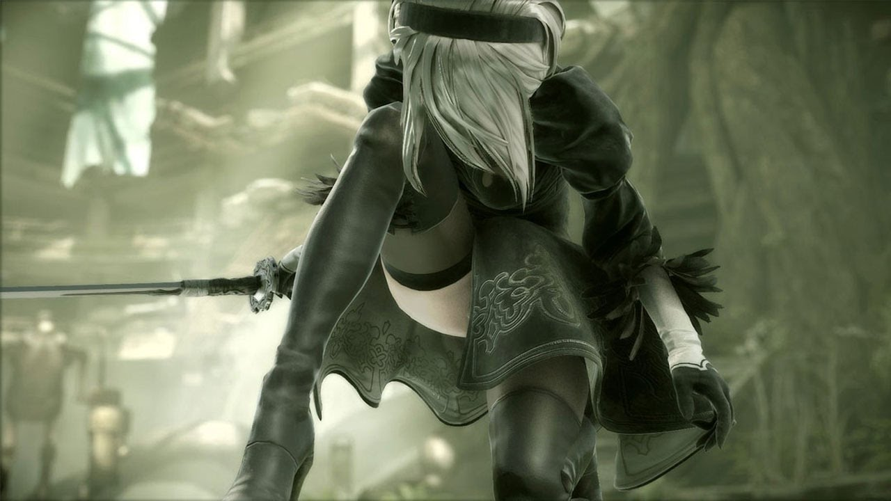 2b android nier automata compilation 1 1