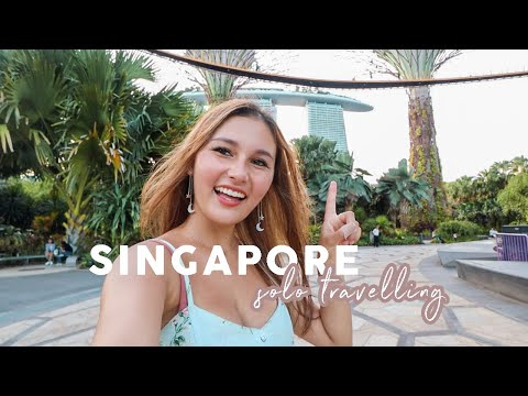 A Solo Trip To Singapore & Cancelling Plans⎮Travel Vlog