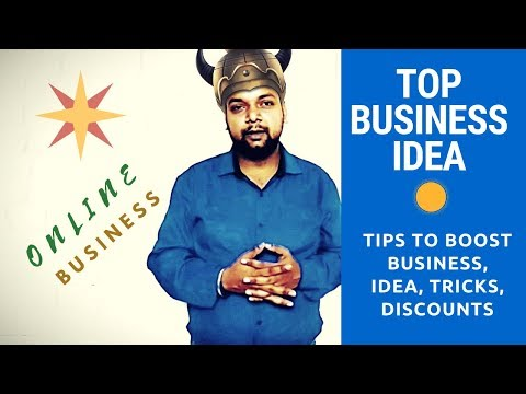 Ecommerce Business Idea and Trick for sales and Promotional, Discount, review, Offers