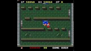 PC Engine Longplay [190] Don Doko Don!