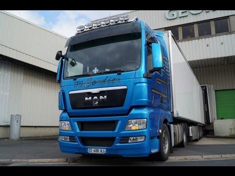 Un tour de Paris en camion ( Man TGX 480 - Tps Cordier 25 ) thumbnail