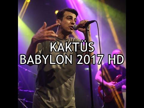 Norm Ender - Kaktüs - Babylon İstanbul (HD)