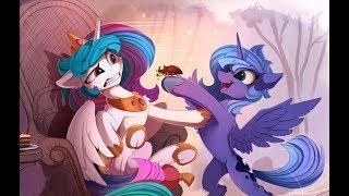 MLP :Princess Celestia and Luna (на заказ) mp3