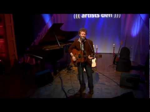 Glen Hansard ''Say it to me Now' the 'artists den'