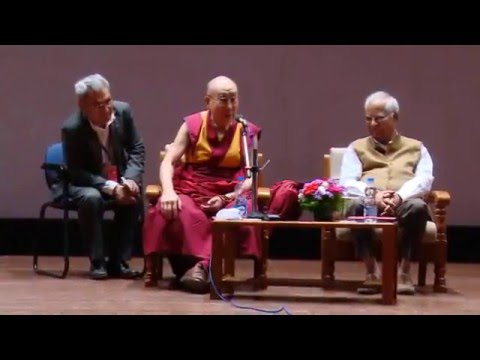 First Distinguished Fellow Lecture by HH Dalai Lama at NIAS