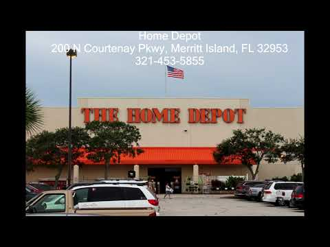 Places to Shop around Merritt Island and Cocoa Beach