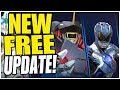 NEW Free DLC UPDATE! Power Rangers Battle For The Grid
